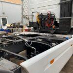 Установка гідравліки на тягач RENAULT Premium 460 DXI 1