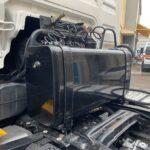 Установка гідравліки на тягач MAN TGA 18.440