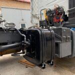 Установка гідравліки на тягач RENAULT Premium 460 DXI 3