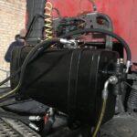 Установка гідравліки на тягач Volvo FH 13 2