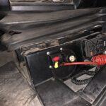 Установка гідравліки на тягач Daf XF euro 5