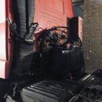 Установка гідравліки на тягач Volvo FH 13 1