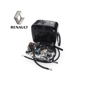 Гідравліка на тягач Renault Magnum 3