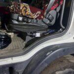 Установка гідравліки на тягач Volvo FM 400 7