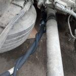 Установка гідравліки на тягач Volvo FM 400 2