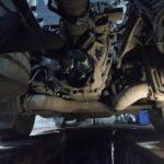 Установка гідравліки на тягач Volvo FM 400 10