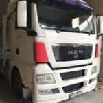 Установка гідравліки на тягач Man TGX 18.440 2